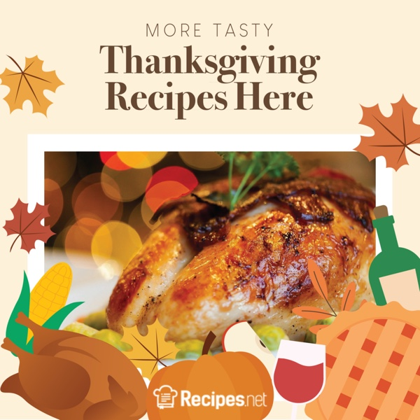 More Thanksgiving recipes here