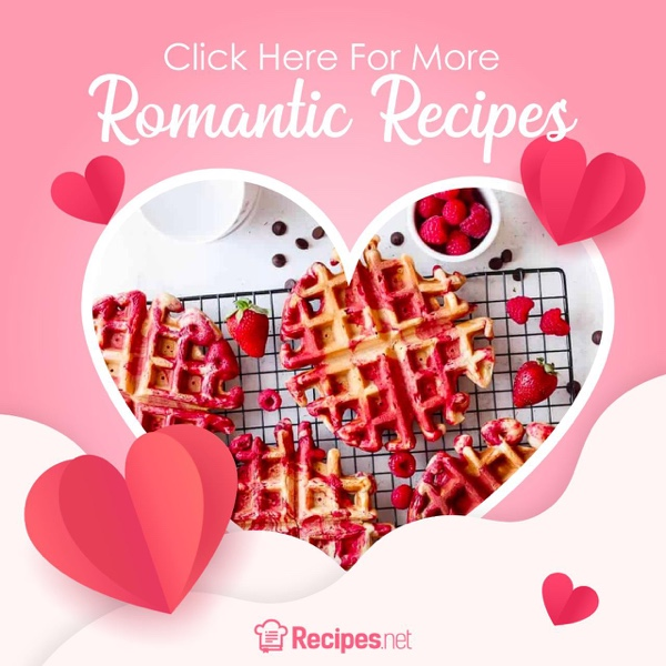 More Valentines Day recipes here