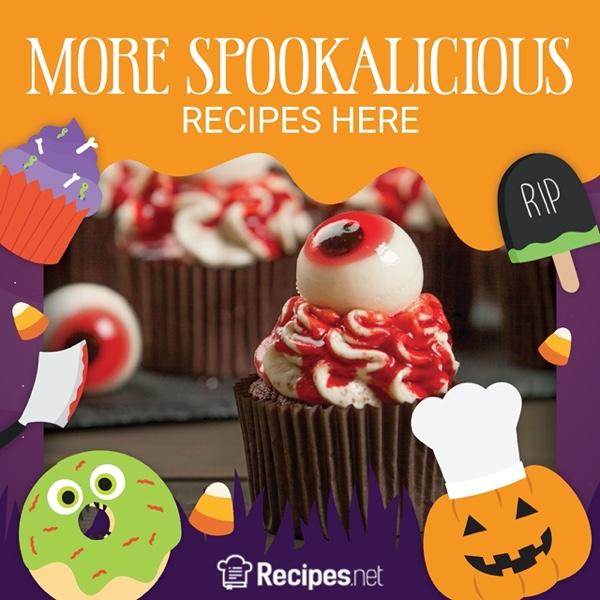 More Halloween recipes here