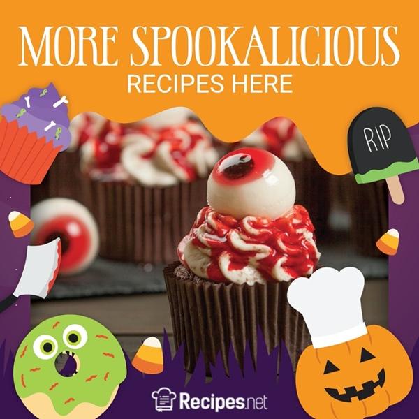 More Halloween recipes here