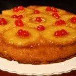 Quick Pineapple Upside Down Cake Recipe