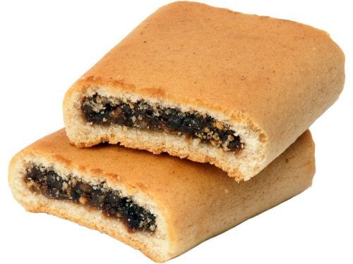 Fig Newtons Copycat Recipe - Healthy homemade fig newtons