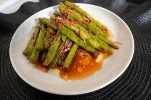 Vinegar-Marinated Green Beans Recipe