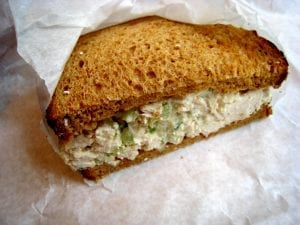 Chicken Salad Sandwiches Recipe
