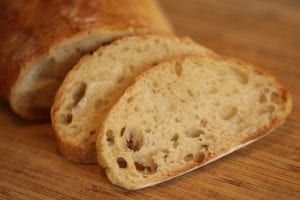 3 Cheese Semolina Bread Recipe