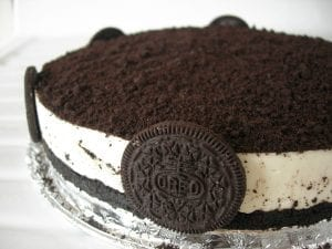 Oreo Cookies and Cream No-Bake Cheesecake Recipe