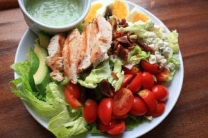 Copycat Cracker Barrel's Chicken Salad Recipe