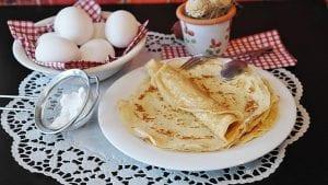 5 Ingredient Crepes Recipe