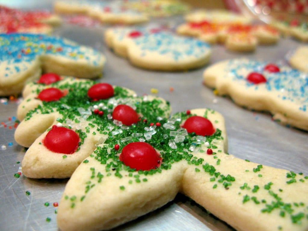 5 Ingredient Sugar Cookies Recipe