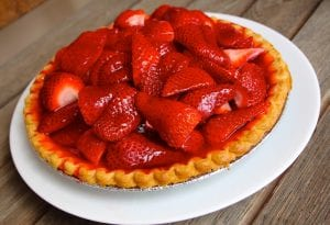 7 Up Strawberry Pie Recipe