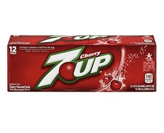 7 Up Cherry Soda