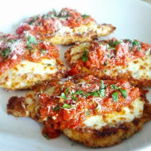 Carrabba's Chicken Parmesan Recipe