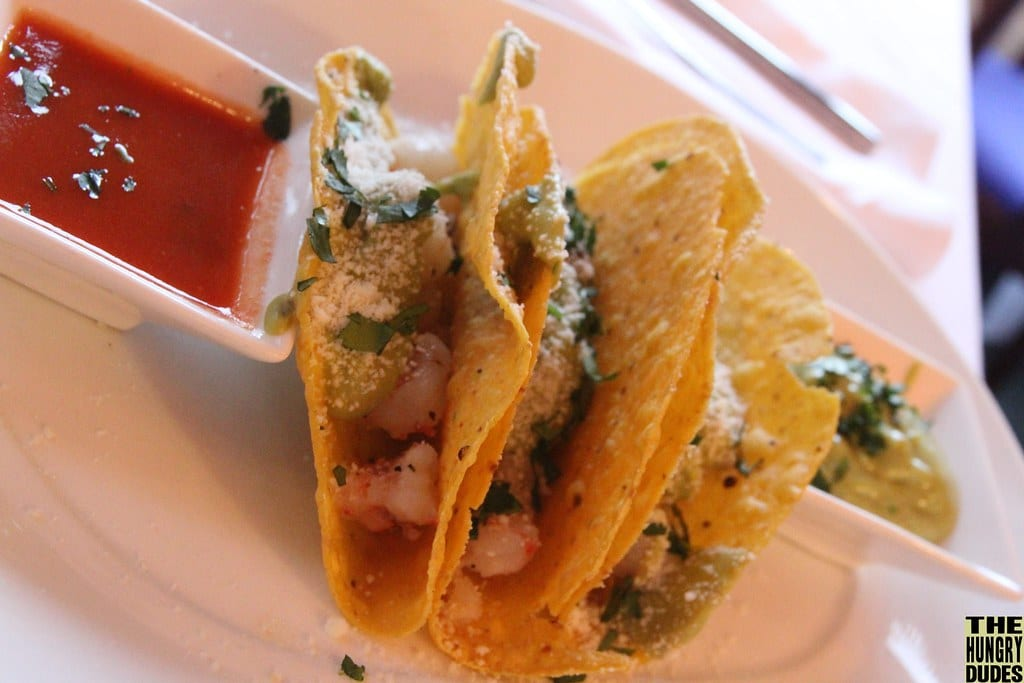 A Little Goes A Long Way: Extra-Spicy Shrimp Tacos Recipe
