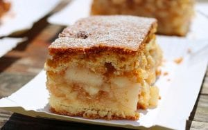 Apple Dapple Cake Recipe