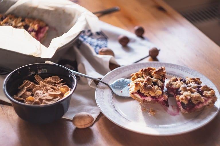 Apple Grape Crumble Recipe