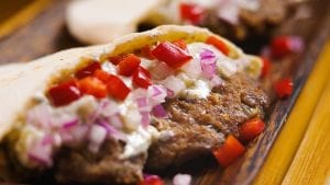 Arby's-Inspired Gyro and Pepper Sandwich Recipe