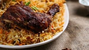 Authentic Indian Chicken Biryani Recipe