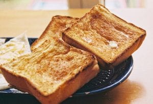 Baked Victorian French Toast