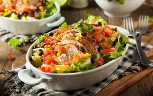 Barbecue Chicken Salad Recipe