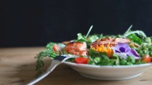 Barbecue Chicken Salad Recipe