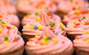 Be My Valentine Cupcakes Recipe