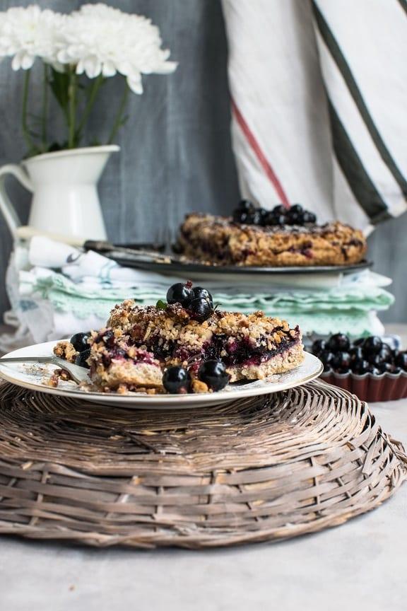 Blueberry Dump Cake Recipe