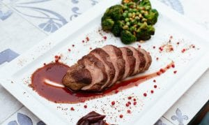 Boiled Pork Tenderloin Recipe