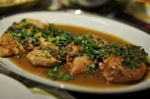 CPK-Inspired Lemon Chicken Piccata Recipe
