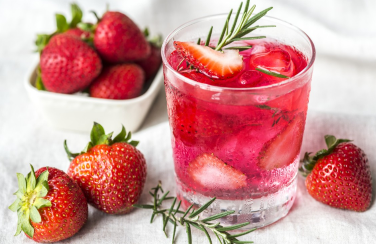 Copycat McDonald's Strawberry Lemonade Recipe