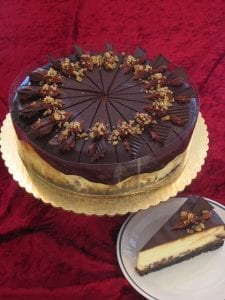 Caramel Pecan Turtle Cheesecake Copycat From The Cheesecake Factory Recipe