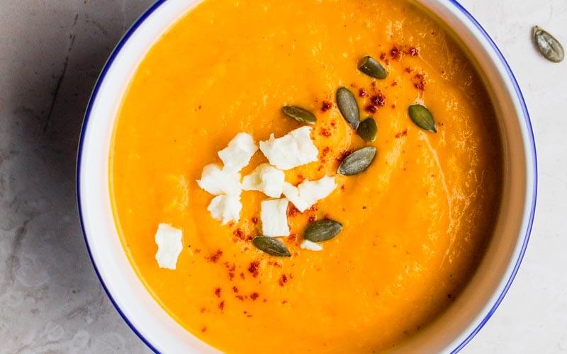 Carrot and Lentil Dip Recipe