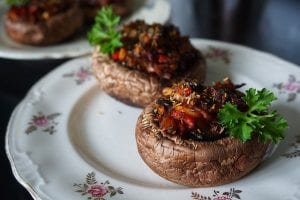 Cheesecake Factory's Stuffed Mushrooms Recipe