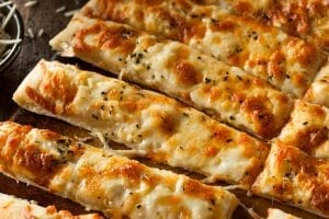 Cheesy Breadsticks Recipe (Toppers Pizza Copycat)