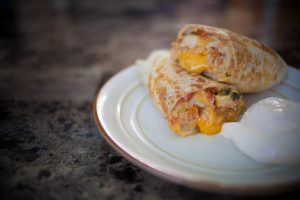 Copycat Chick-Fil-A's Chicken Breakfast Burrito Recipe
