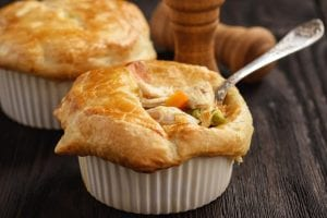 Chicken Pot Pie Recipe (KFC Copycat)