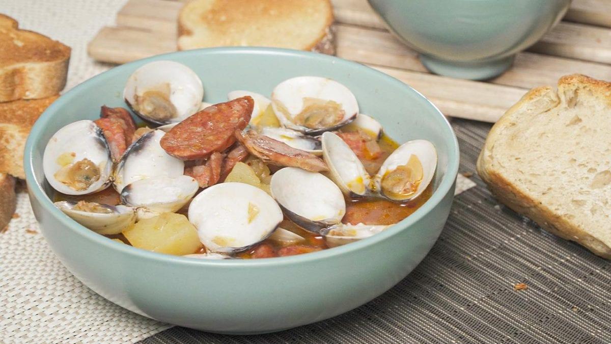 Clam Boil Stew Recipe