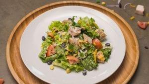 Copycat Applebee's Fiesta Chicken Salad Recipe