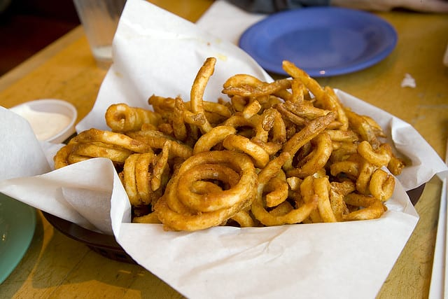 Copycat Arby's Curly Fries Recipe