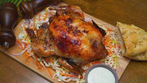 Copycat Boston Market Rotisserie Chicken Recipe