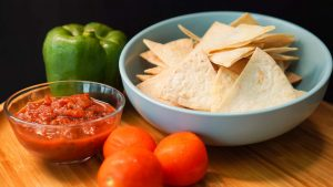 Copycat Chili's Tortilla Chips Recipe