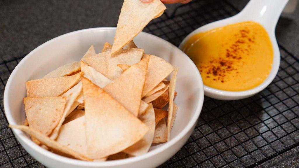 Copycat Chipotle Tortilla Chips Recipe
