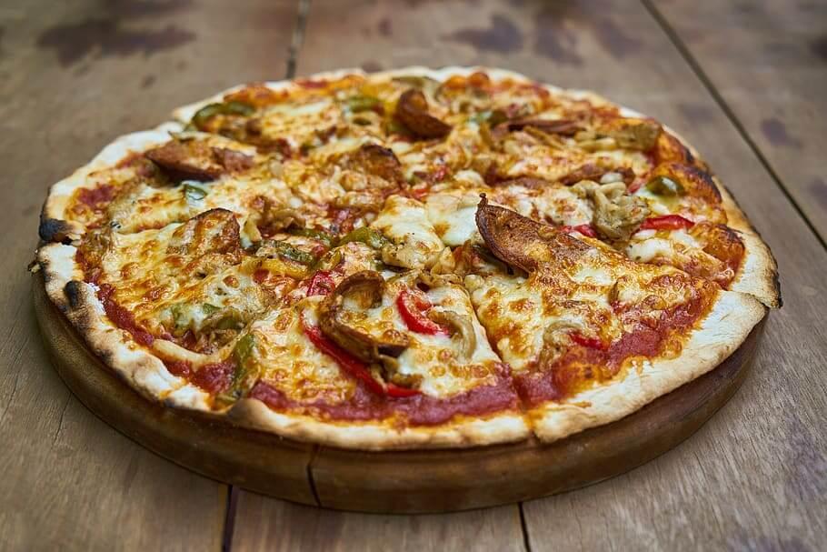 Copycat Domino's Philly Cheesesteak Pizza Recipe