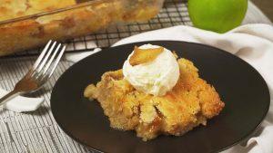 Copycat Fiddleheads Restaurant Apple Cobbler Recipe
