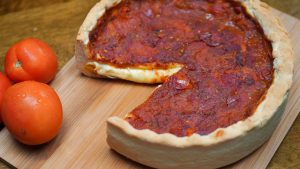 Copycat Giordano's Deep-Dish Pizza Recipe