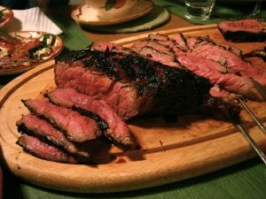 Pan-Fried London Broil Recipe