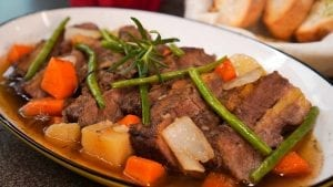 Copycat Golden Corral Pot Roast Recipe
