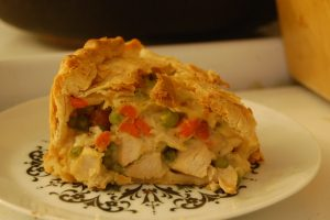 Copycat Marie Callender's Chicken Pot Pie Recipe