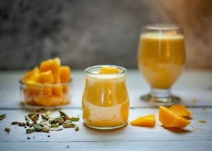 Copycat Mighty Mango Naked Juice Recipe