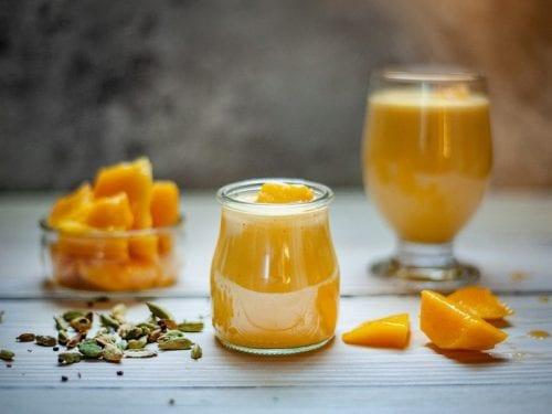 Copycat Mighty Mango Naked Juice