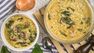 Copycat Olive Garden Italian Wedding Soup Recipe
